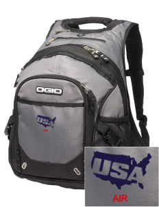 Corpus Christi Naval Air Station Embroidered OGIO Fugitive Backpack