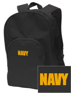 Corpus Christi Naval Air Station Embroidered Value Backpack
