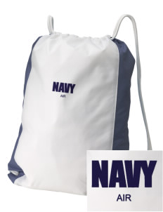 Atsugi Naval Air Facility Embroidered Holloway Home and Away Cinch Bag