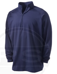 CG Headquarters Embroidered Men's Stretched Half Zip Pullover