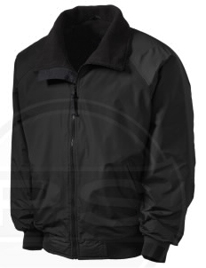 Yorktown CG Reserve Training Center Embroidered Men's Fleece-Lined Jacket
