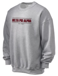 Delta Psi Alpha Ultra Blend 50/50 Crewneck Sweatshirt