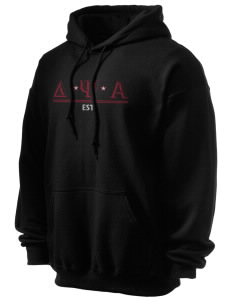 Delta Psi Alpha Ultra Blend 50/50 Hooded Sweatshirt