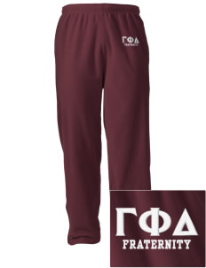 Gamma Phi Delta Embroidered Holloway Men's Flash Warmup Pants