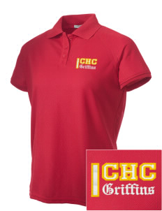 Chestnut Hill College Griffins Embroidered Women's Technical Performance Polo