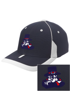 New England College Pilgrims Embroidered M2 Universal Fitted Contrast Cap