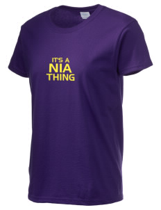 NIA Community Public Charter School Eagles Women's 6.1 oz Ultra Cotton T-Shirt