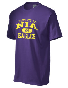 NIA Community Public Charter School Eagles Men's Essential T-Shirt
