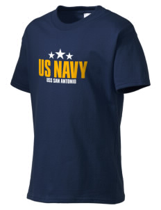 USS San Antonio Kid's Essential T-Shirt