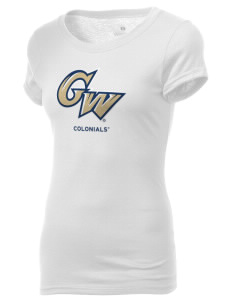 George Washington University Colonials Holloway Women's Groove T-Shirt