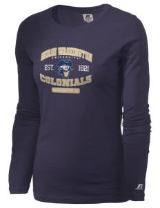 George Washington University Colonials  Russell Women's Long Sleeve Campus T-Shirt