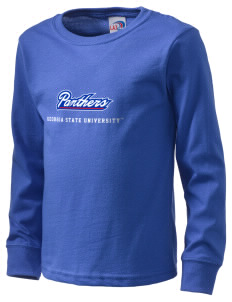 Georgia State University Panthers  Kid's Long Sleeve T-Shirt