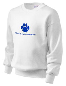 Georgia State University Panthers Kid's Crewneck Sweatshirt