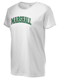 Marshall University Thundering Herd Women's 6.1 oz Ultra Cotton T-Shirt
