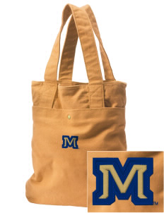 Montana State University Bobcats Embroidered Alternative The Berkeley Tote