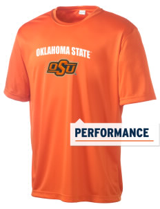 Oklahoma State University Cowboys Men's Competitor Performance T-Shirt