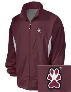Southern Illinois University Salukis Embroidered Holloway Men's Full-Zip Jacket