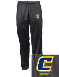 University of Tennessee at Chattanooga Mocs Embroidered Men's Tricot Track Pants
