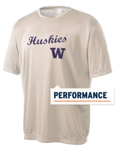 University of Washington Huskies Men's Competitor Performance T-Shirt