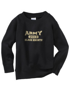 United States Military Academy Black Knights Toddler Crewneck Sweatshirt