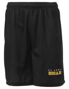 "U.S. Army Men's Mesh Shorts, 7-1/2"" Inseam"