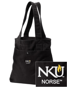 Northern Kentucky University Norse Embroidered Alternative The Berkeley Tote