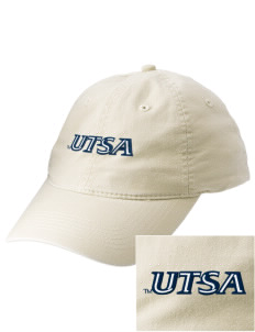 University of Texas at San Antonio Roadrunners Embroidered Vintage Adjustable Cap