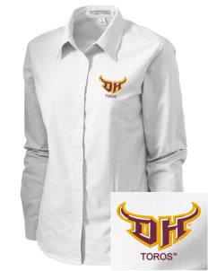 California State University, Dominguez Hills Toros Embroidered Women's Classic Oxford