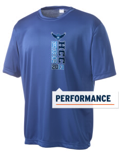 Harford Community College Fighting Owls Men's Competitor Performance T-Shirt