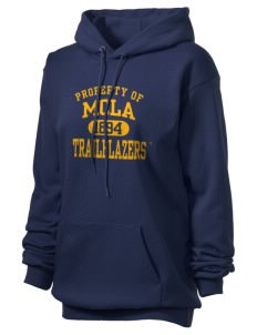 Massachusetts College of Liberal Arts Trailblazers Unisex Hooded Sweatshirt