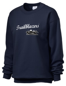 Massachusetts College of Liberal Arts Trailblazers Unisex Crewneck Sweatshirt