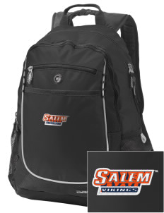 Salem State University Vikings Embroidered OGIO Carbon Backpack