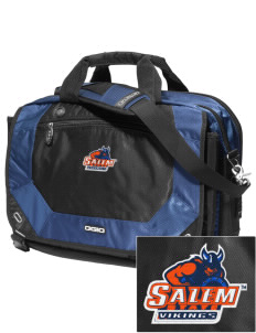 Salem State University Vikings Embroidered OGIO Corporate City Corp Messenger Bag