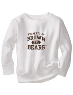 Brown University Bears Toddler Crewneck Sweatshirt