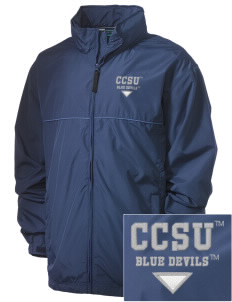 Central Connecticut State University Blue Devils Embroidered Men's Element Jacket