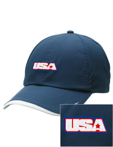 U.S. Marine Corps Embroidered Nike Dri-FIT Swoosh Perforated Cap