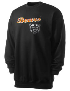 Mercer University Bears Men's 7.8 oz Lightweight Crewneck Sweatshirt