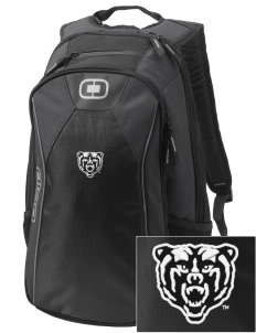 Mercer University Bears Embroidered OGIO Marshall Backpack
