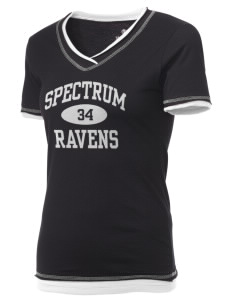 Spectrum Community School Ravens Holloway Women's Dream T-Shirt