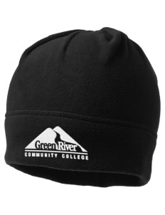 Green River Community College Gators Embroidered Fleece Beanie