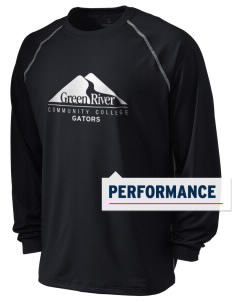 Green River Community College Gators Holloway Men's Fuel Performance Long Sleeve T-Shirt