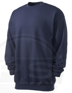 Alaska Air National Guard Men's 7.8 oz Lightweight Crewneck Sweatshirt