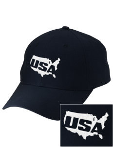 Connecticut Air National Guard Embroidered Low-Profile Cap