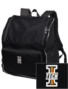 Indiana Tech Warriors Embroidered Holloway Backpack