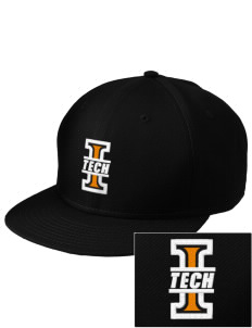 Indiana Tech Warriors  Embroidered New Era Flat Bill Snapback Cap