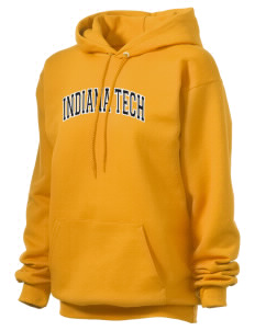 Indiana Tech Warriors Unisex Hooded Sweatshirt