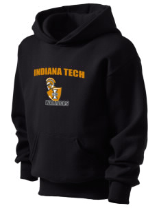 Indiana Tech Warriors Kid's Hooded Sweatshirt