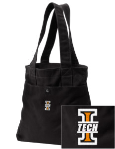 Indiana Tech Warriors Embroidered Alternative The Berkeley Tote