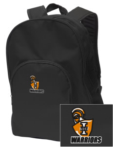 Indiana Tech Warriors Embroidered Value Backpack