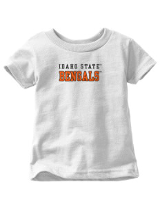 Idaho State University Bengals  Toddler Jersey T-Shirt